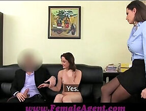 Femaleagent anal and creampie for romanian cutie