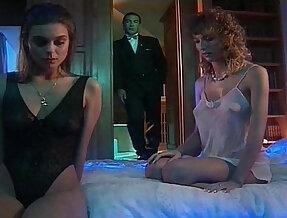 Misty McCaine and Zara White Italian Inferno
