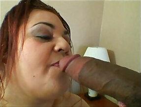 Fatty mature mama hungry boyfriend cock