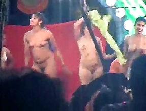 Andhra NUDE Dance