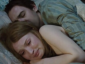 Only nude scenes of Emily Browning from Sleeping Beauty