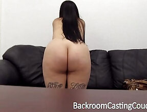 Sexy Anal Casting