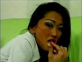 Asian Goddess Tolly Crystall