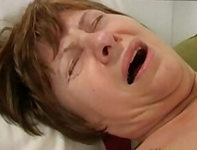 years old granny masturbating