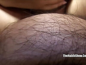 19yr pregnant pussy getting fucked by hairy paki lover