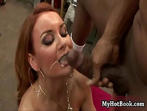 Janet mason is a swallowing red head that is more