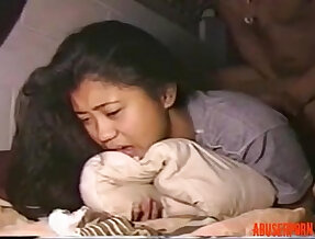 Asian Anal sex with hot Amateur Porn hardcore