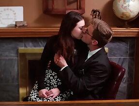 Mormon sex in the president's office