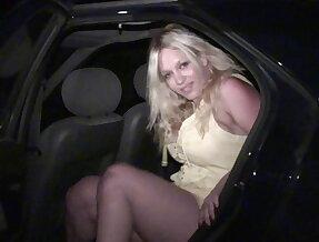 Banging the blonde